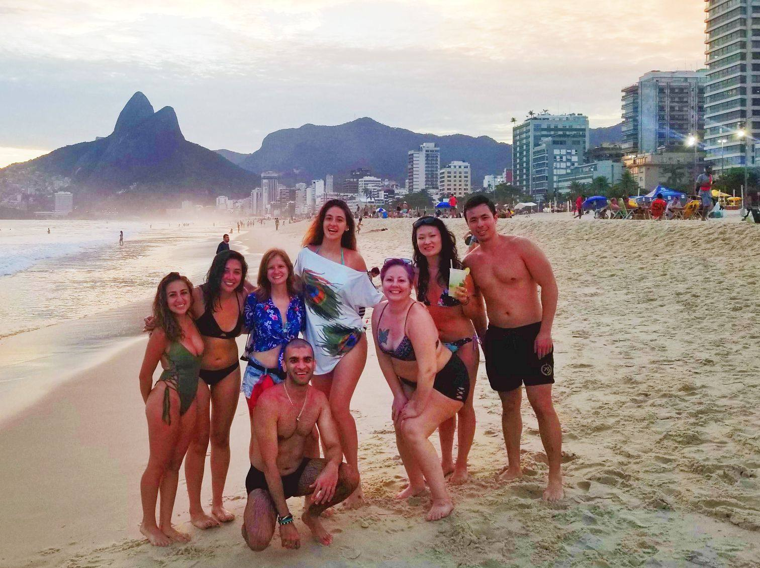 digital nomad community in Brazil