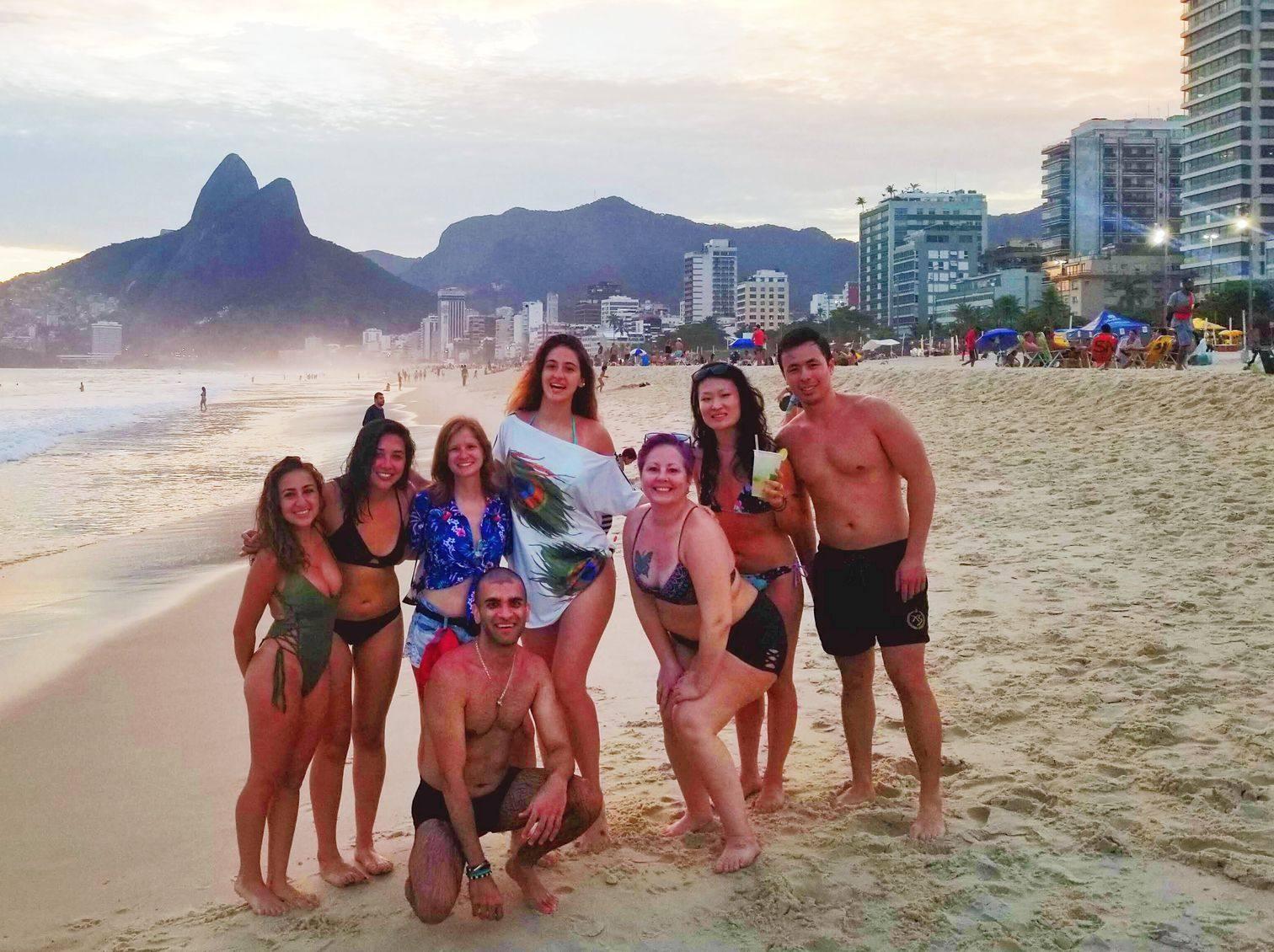digital nomad community in Brazil