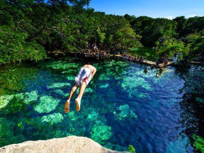Playa 13 - Cenote Azul