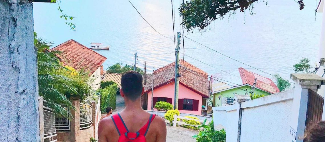 digital nomad in Florianopolis