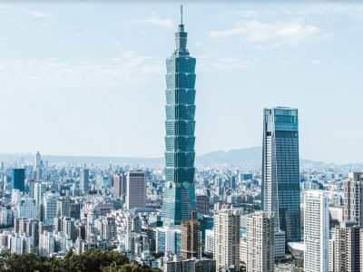 Stunning architecture and modernism in Taipei, Taiwan